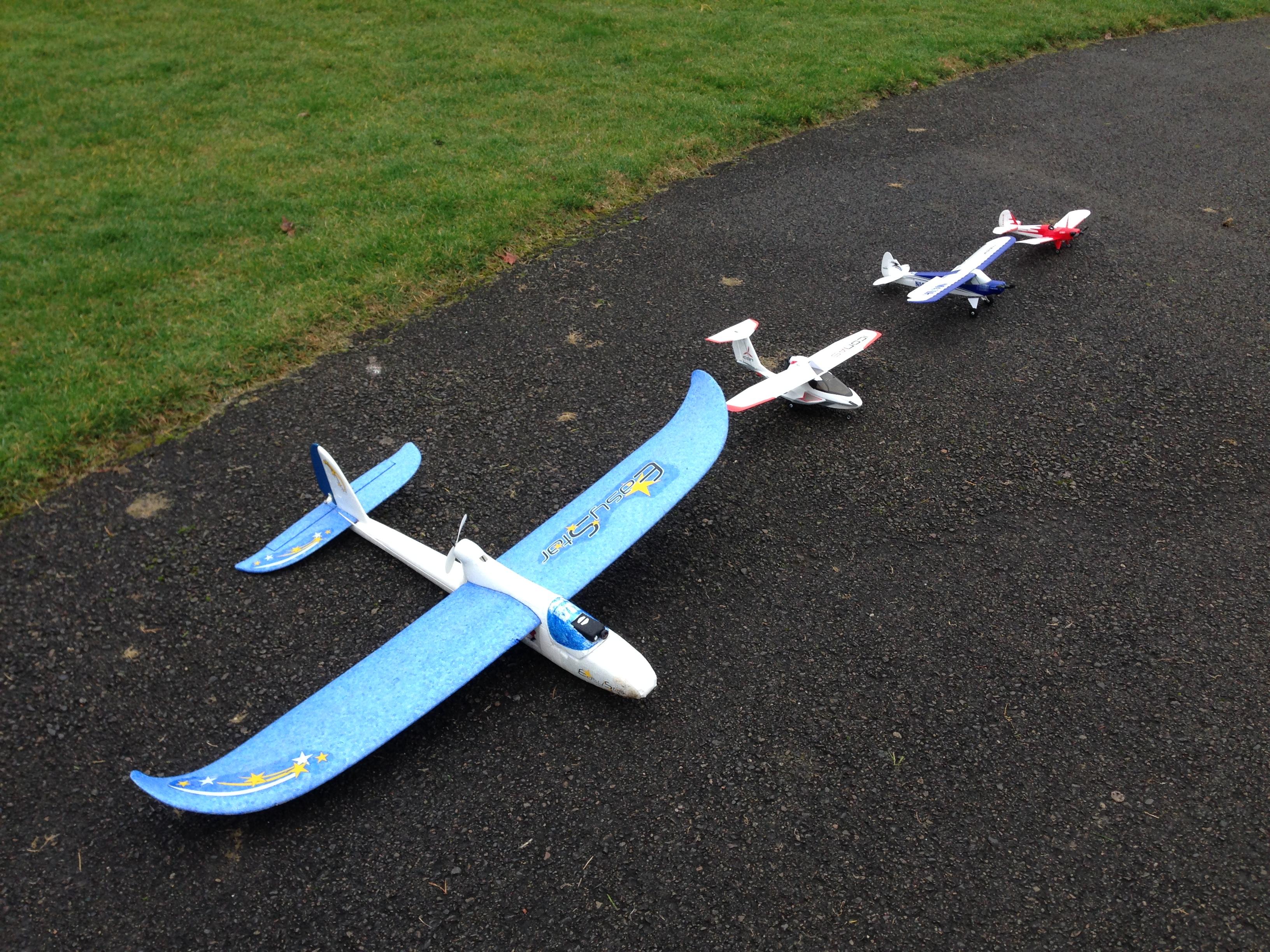 The Flick Air Fleet