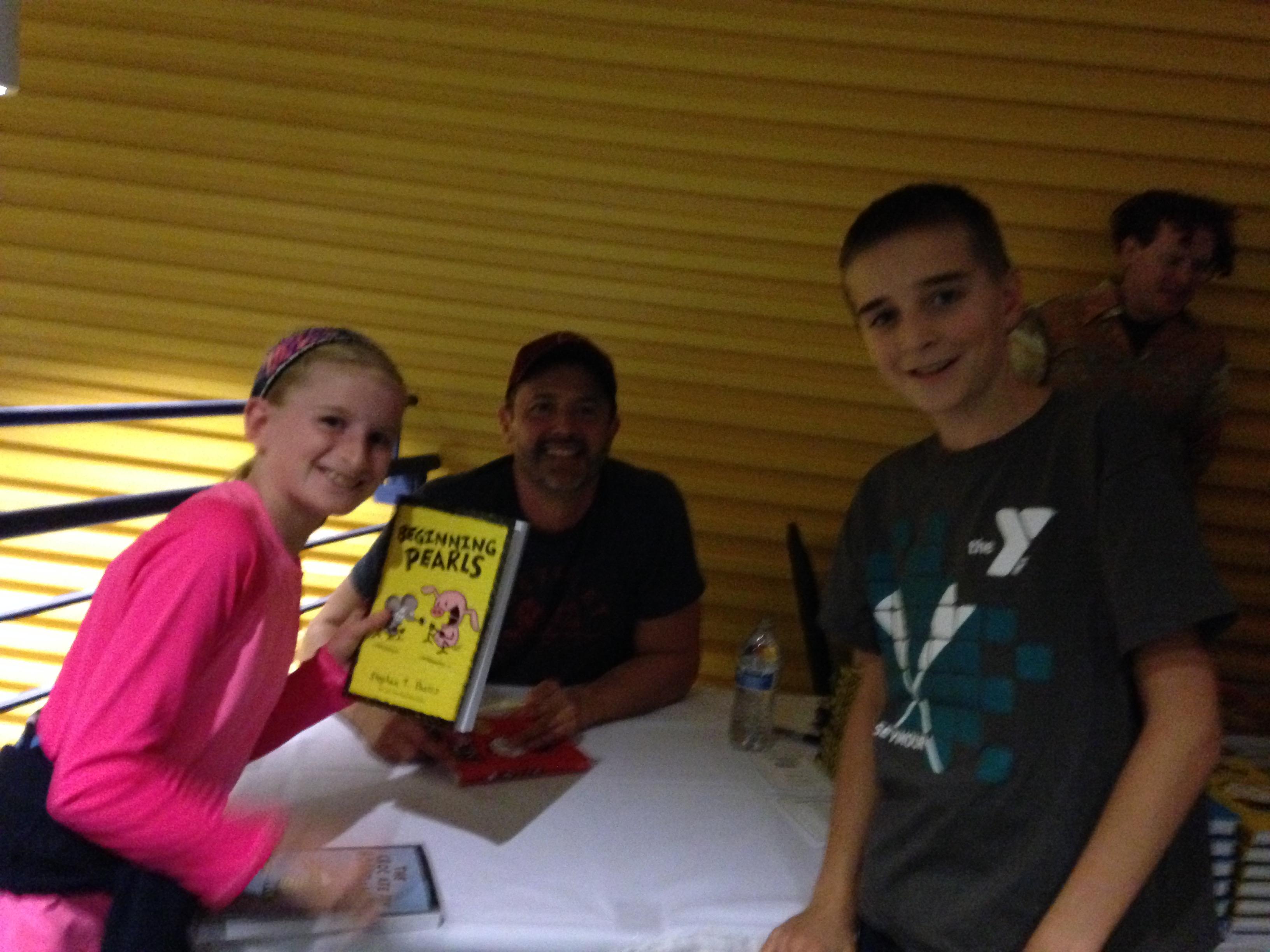 Meeting Stephan Patsis