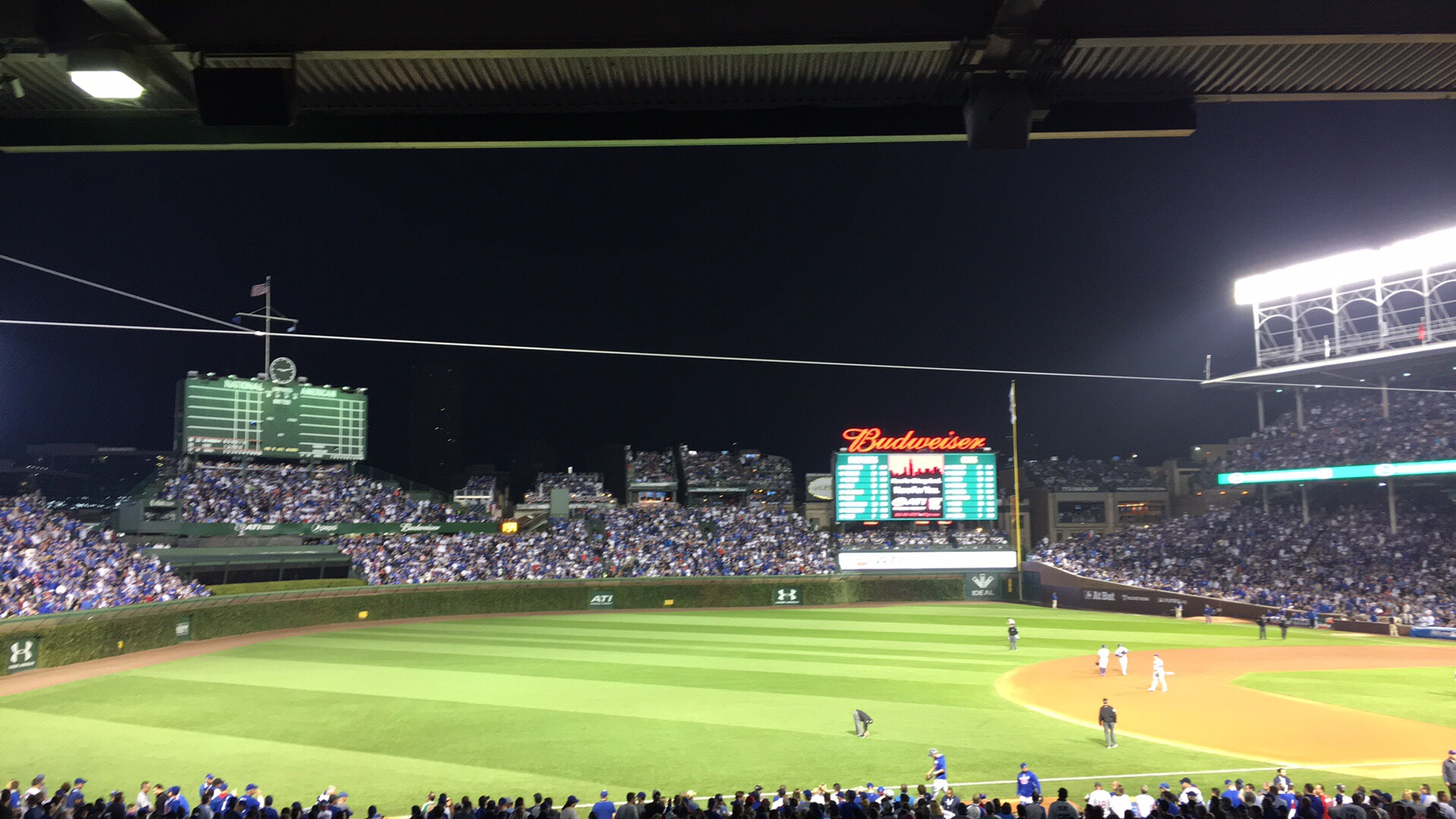 NLCS Game 1